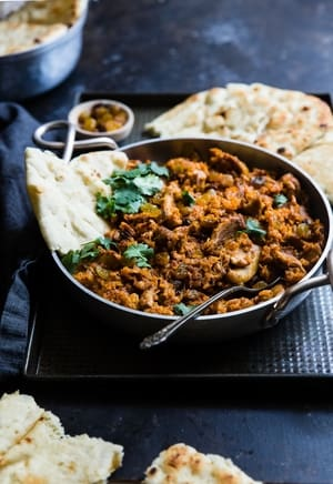 indian meat dish