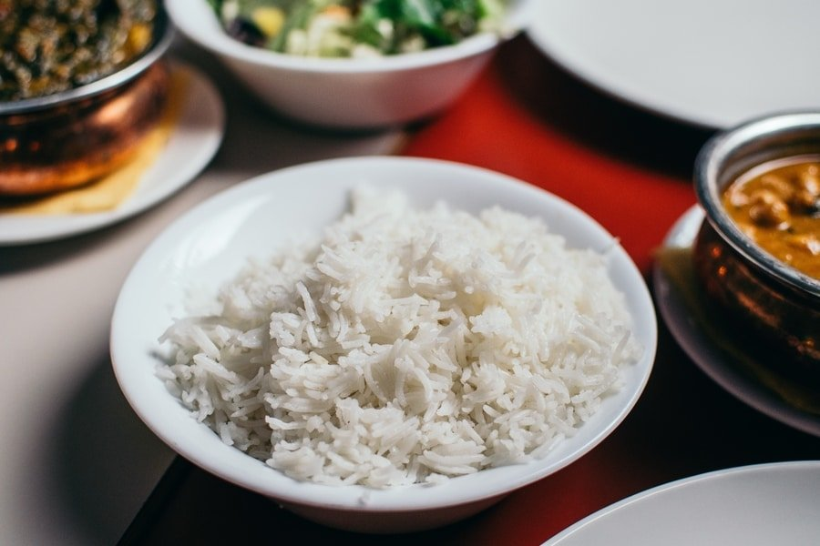 rice is not low carb