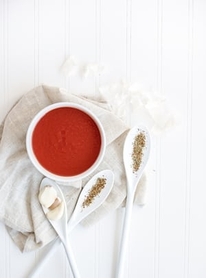 tomatoes low carb soup