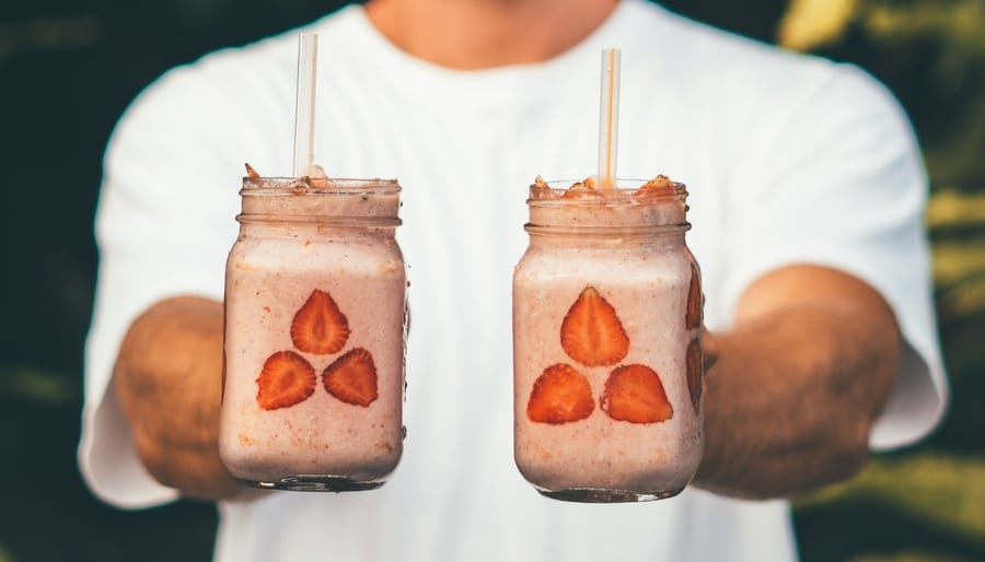 low carb Smoothies keto