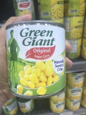 is canned corn keto-friendly