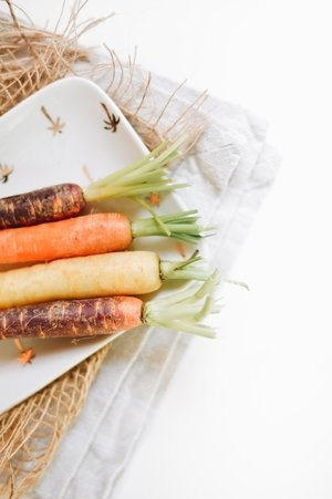 low carb keto carrots