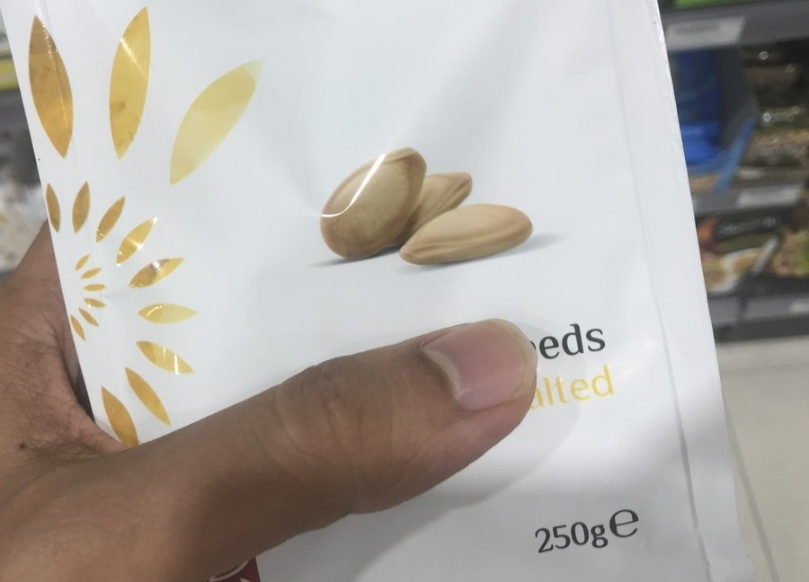 eating pumpkin seeds in keto diet