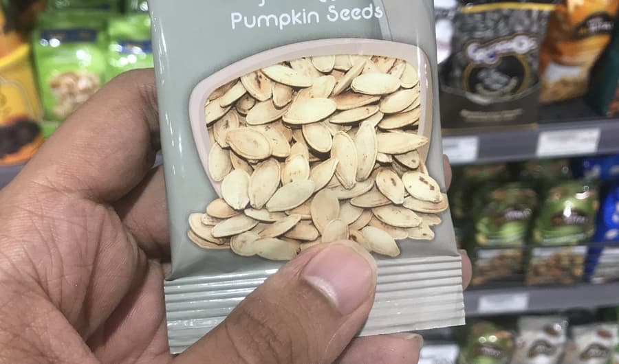pumpkin seeds is keto