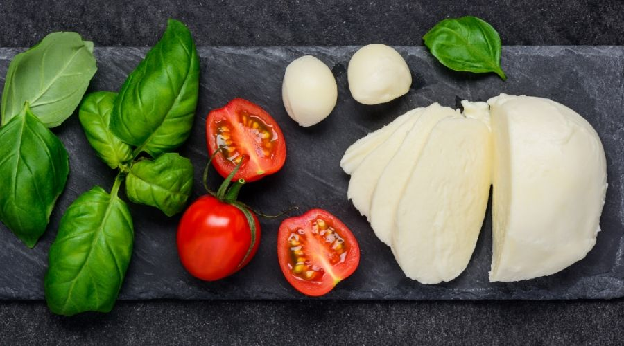 mozzarella cheese keto