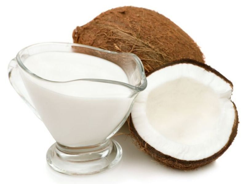 keto coconut milk fresh