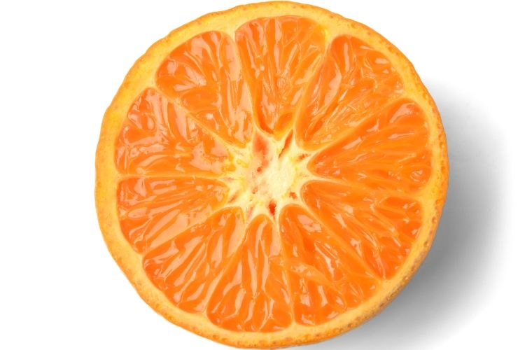 is orange keto