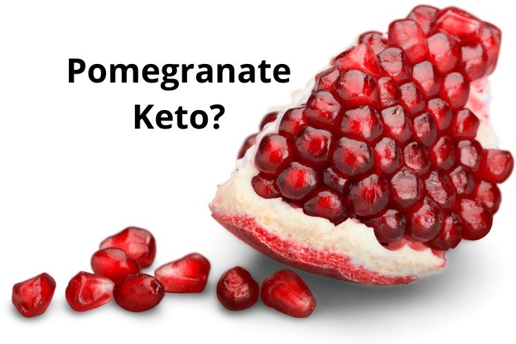 is pomegranate keto