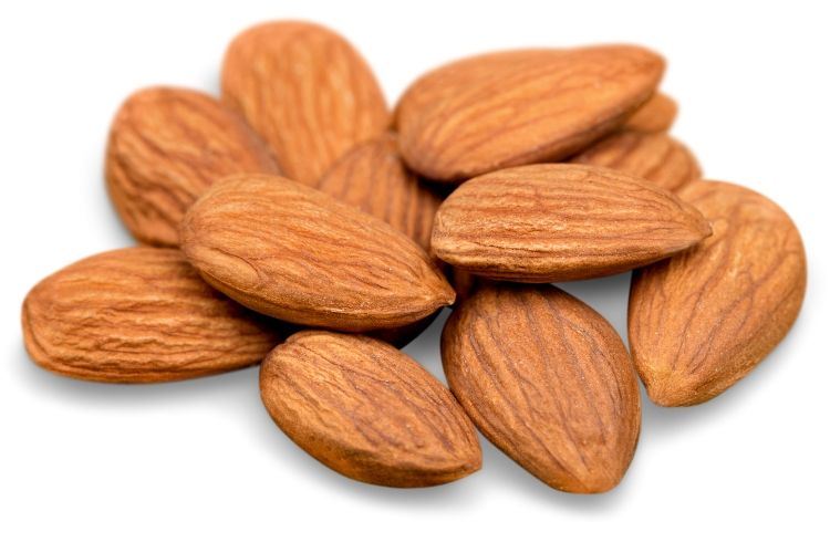 almonds keto