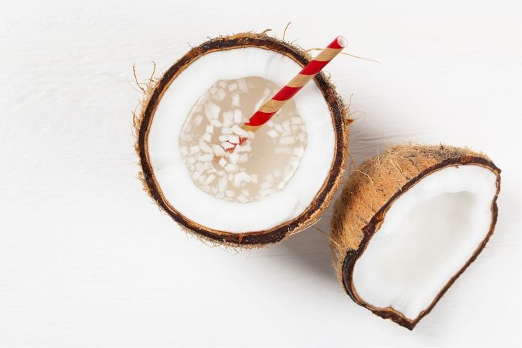 coconut carbs juice