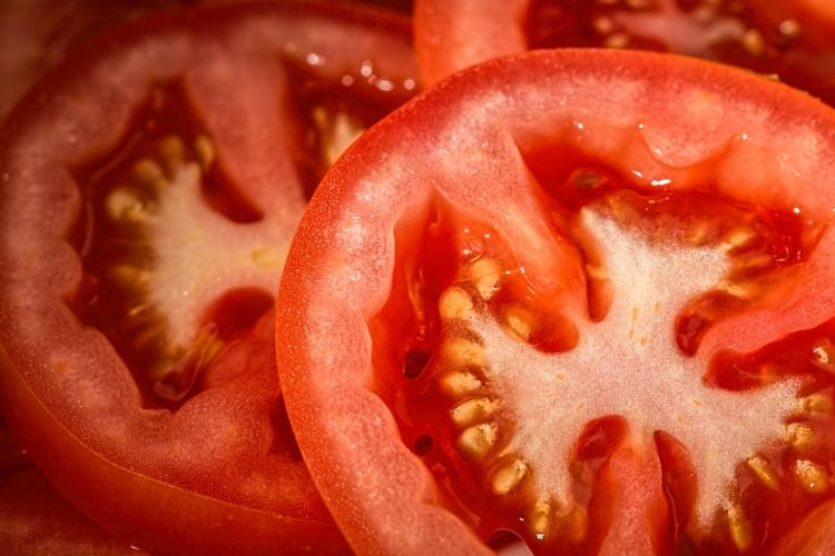 tomatoes carbs