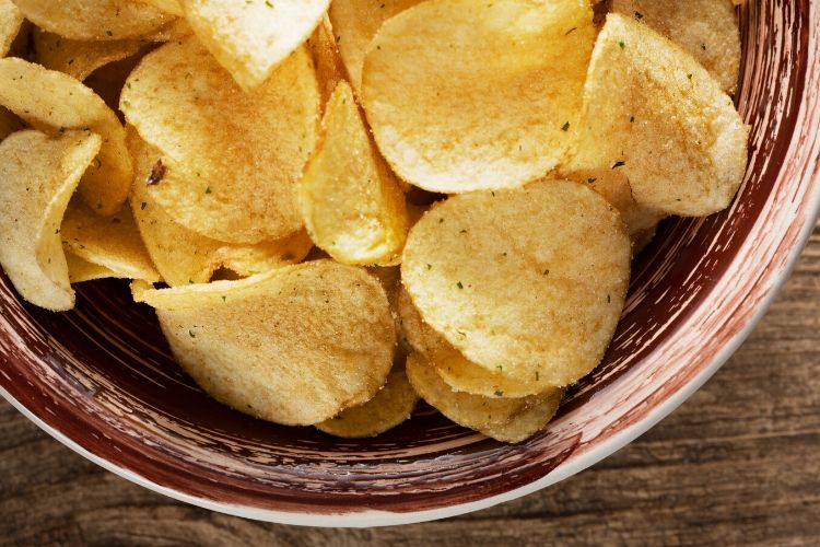 carbs quest chips keto