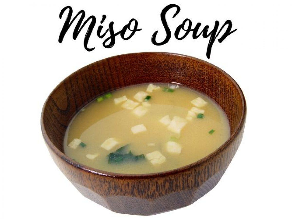 can you eat miso soup on keto diet